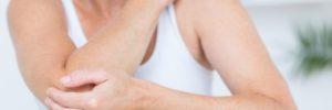 Lostéopathie traite les douleurs de coude.